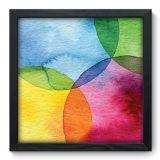 Quadro Decorativo - Tinta - 001qda