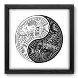 Quadro Decorativo - Yin Yang - 005qdd