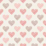 Papel de Parede Drawn hearts