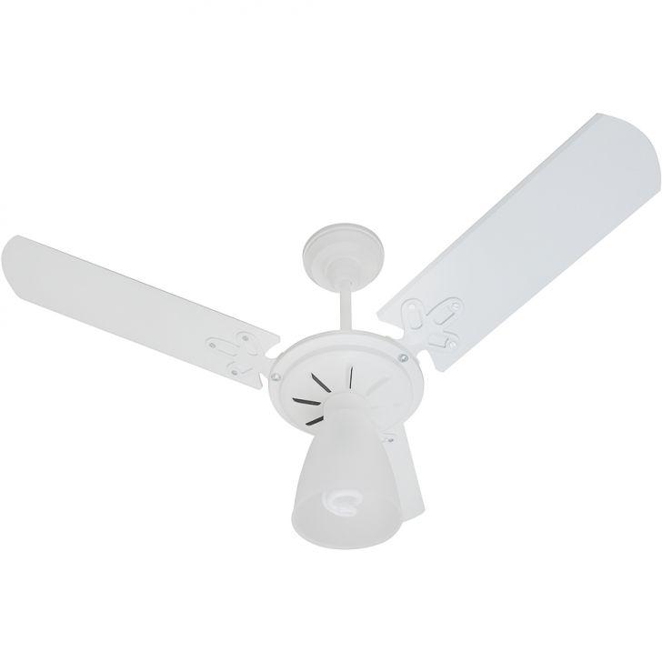 Ventilador de Teto Arlux Branco 220 V 3 Pas Branca Cv 130 W
