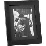 Porta-Retrato Life Preto 10 x 15 cm