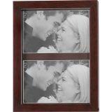 Porta-Retrato Season Marrom 2 fotos 10 x 15 cm