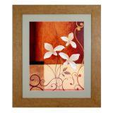 Quadro Floral Decor 2 Madeira 103 x 88 cm