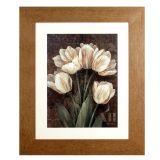 Quadro Floral Especial 1 Madeira 93 x 78 cm