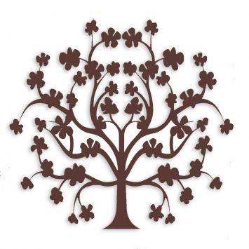 Escultura Decorativa Arvore Bege 92417 Art Shop Art Shop Arvore