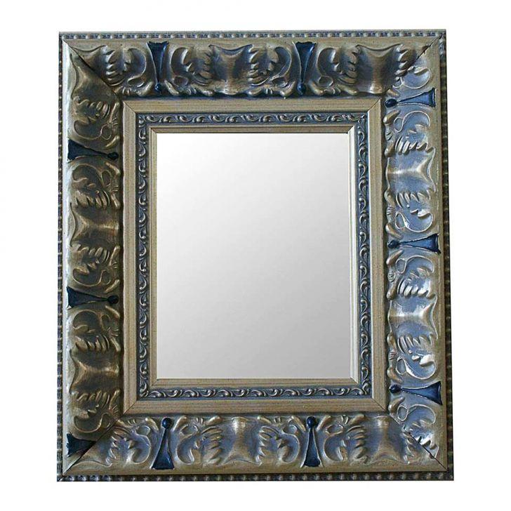 Espelho Moldura 16164 Dourado Art Shop DESCONTO DE R$: 190,00 (44,19% OFF) - OFERTA MOBLY