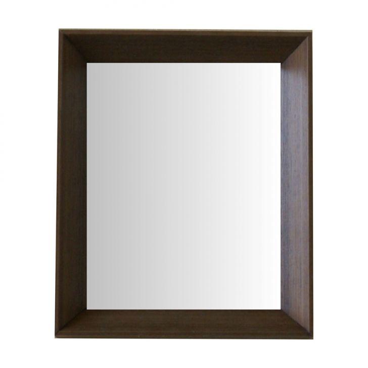 Espelho Moldura Madeira Lisa Fundo 16323 Madeira Art Shop DESCONTO DE R$: 60,00 (10,53% OFF) - OFERTA MOBLY