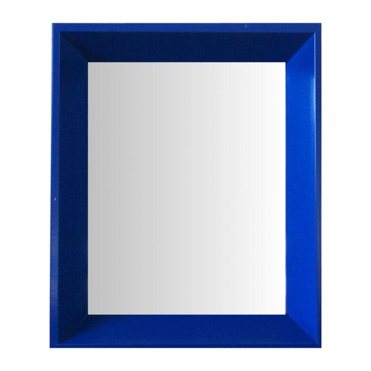 Espelho Moldura Madeira Lisa Fundo 16327 Azul Art Shop DESCONTO DE R$: 190,00 (43,18% OFF) - OFERTA MOBLY