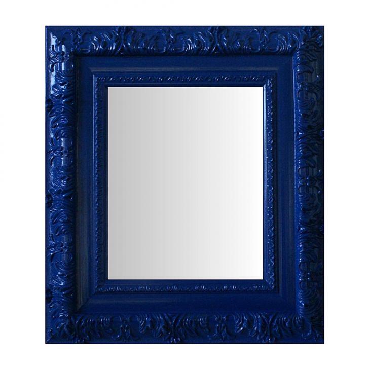 Espelho Moldura Rococó Externo 16251 Azul Art Shop DESCONTO DE R$: 20,00 (10,53% OFF) - OFERTA MOBLY