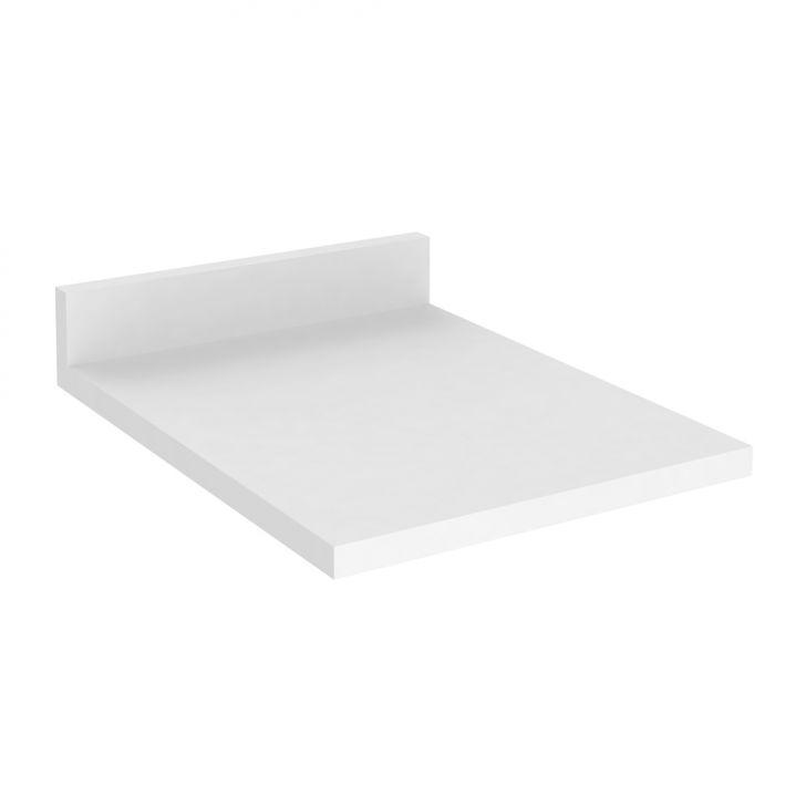Tampo Para Balcão Cz802  40 X 52 X 9,5 Branco Art In Móveis
