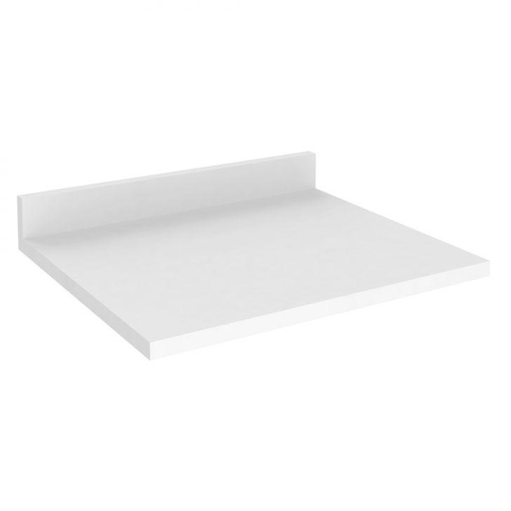 Tampo Para Balcão Cz803 60 X 52 X 9,5 Branco Art In Móveis