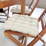 Assento para Cadeira Futton Confort - 40 x 40 cm Natural