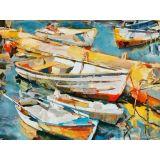 Reprodução em Canvas da obra do artista Celito Medeiros 80 X 60 cm - CM9855 - Tam M