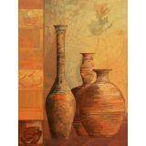 Reprodução em Canvas da obra do artista Celito Medeiros 90 X 120 cm - CM3760 -Tam G