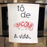 Pano de Prato Bacon