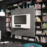 Painel para TV RP 08-06 Branco BRV Móveis
