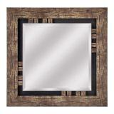 Espelho com Bisotê Tolentino Rt66 60X60