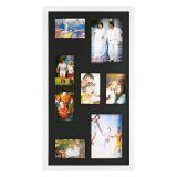 Porta-Retrato Família 6 10X15 E 2 Fotos 15X21 Fm19Bp