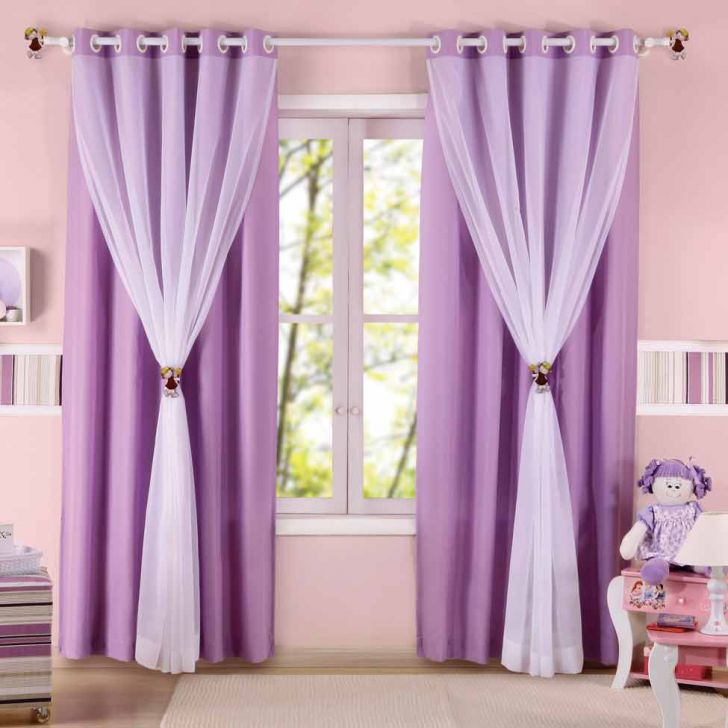 Cortina kids lilas belchior - Hacer cortinas infantiles ...