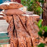 Manta para Sofá Safari Tigre 130x180 cm  Belchior