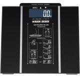 Balança Digital Body Control BK50 - Black and Decker