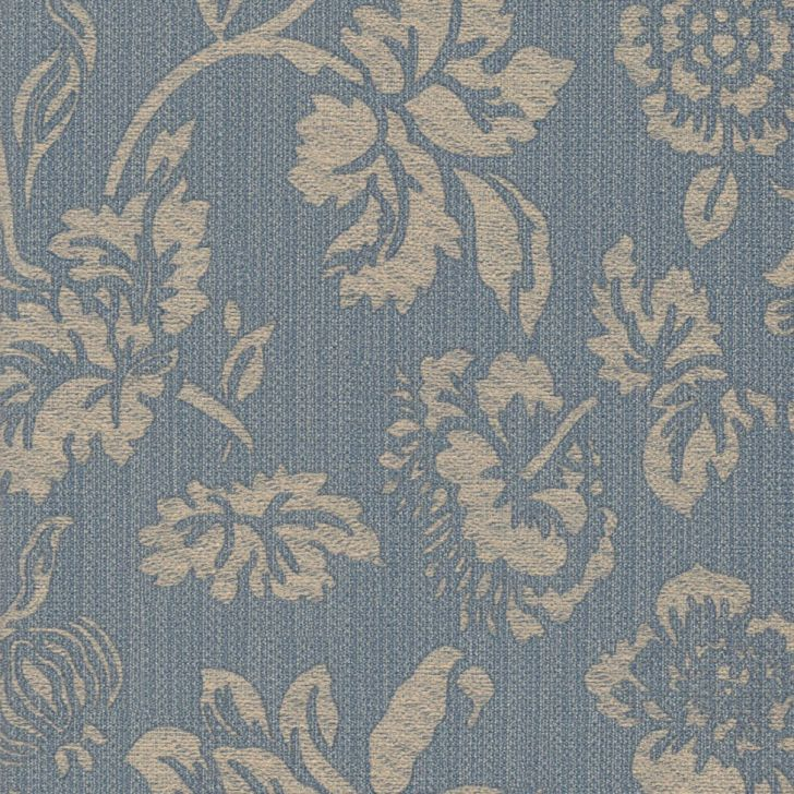 Papel de Parede Harmonia Azul, Bege 9133
