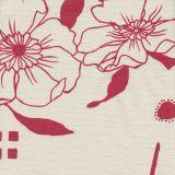 Papel de Parede Harmonia  Vermelho 9121
