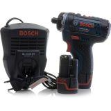 Parafusadeira/Furadeira Bosch GSR 10,8 V-LI Profissional - 127V