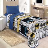 Jogo de Cama Batman Quadrinhos Buettner