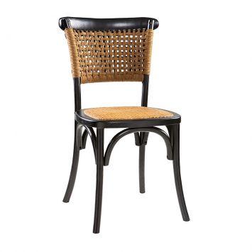 Cadeira Elis Preta By Haus cadeira jantar Elis preta
