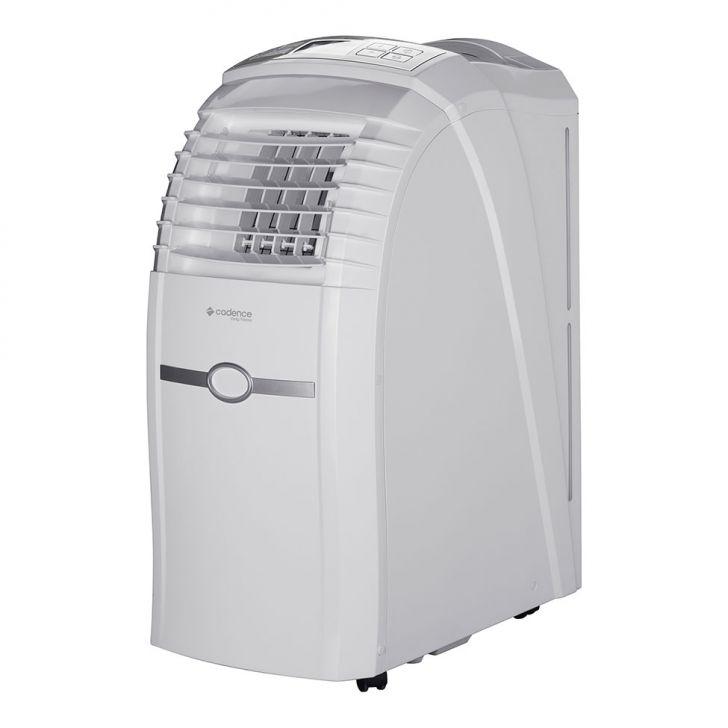 Ar Condicionado Portátil Quente E Frio 10500 Btus Branco