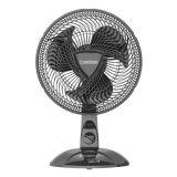 Ventilador De Mesa Cadence 30Cm Eros Preto VTR304 - 110 V 50W