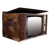 Baú - Tv vintage