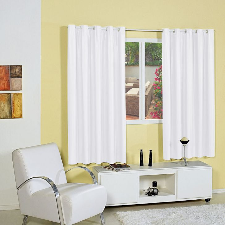 Cortina Blackout 1,80 x 2,00 m Branco