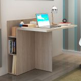 Mesa Multifuncional para Escritório/ Cozinha e Nichos Organizadores Elo - Texturizado Vanilla