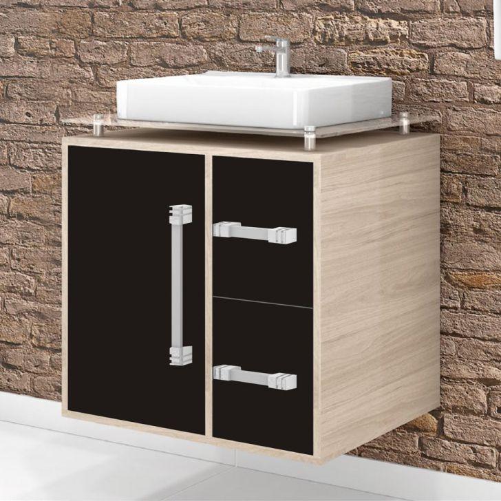 Gabinete para Banheiro 2 Portas Itatiaia Acqua  Armários e Gabinetes para Ba # Gabinete De Banheiro Mobly