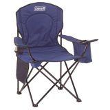 Cadeira Dobravel com Cooler Azul
