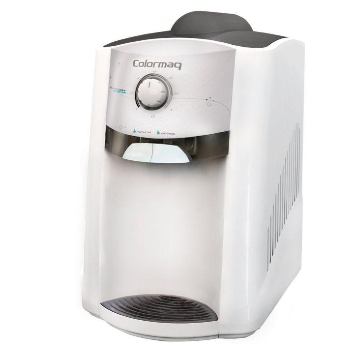Purificador de Água Natural e Gelada Colormaq Branco 220V