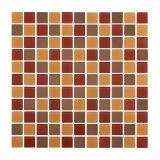 Placa De Pastilha De Vidro Textura Mix 17