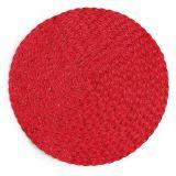 Americano Redondo Godê Vermelho Scarlet