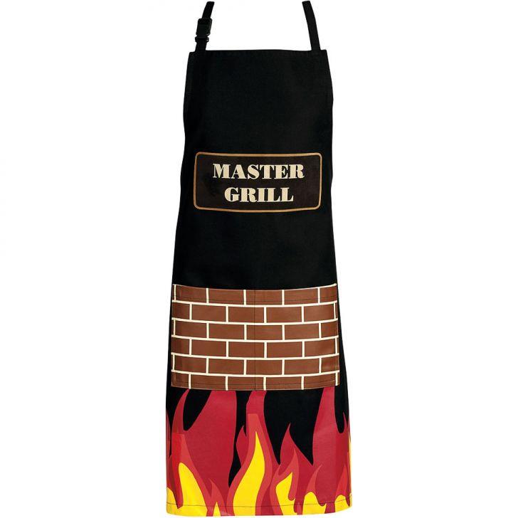 Avental Master Grill 70 x 88 cm