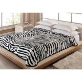 Cobertor Microfibra Casal 180x220 Savana Zebra