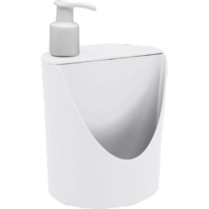 Dispenser Romeu & Julieta Coza Branco 600 ml DESCONTO DE R$: 12,00 (33,34% OFF) - OFERTA MOBLY