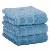 Tapete de Banheiro Azul Felpudo Royal - Dohler