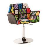 Cadeira Britto Disco Landscape Colorido