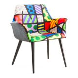 Cadeira Landscape II Colorido