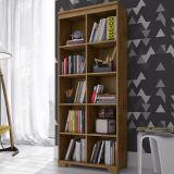 Armário para Livros Nobre - Dalla Costa