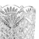 Vaso Em Cristaline 25Cm Transparente Dayhome