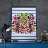 Poster Tropical Tiger