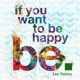 Quadro Be Happy
